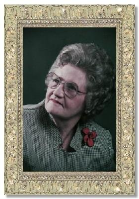 Obituary of Erma Pauline Hermann   The Hamil Family Funeral Home lo